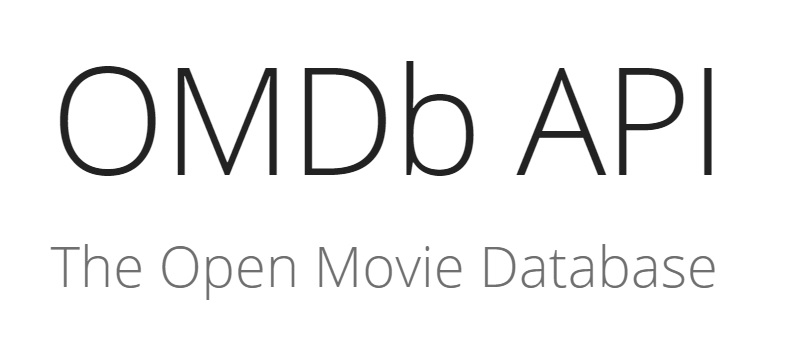 OMDb API