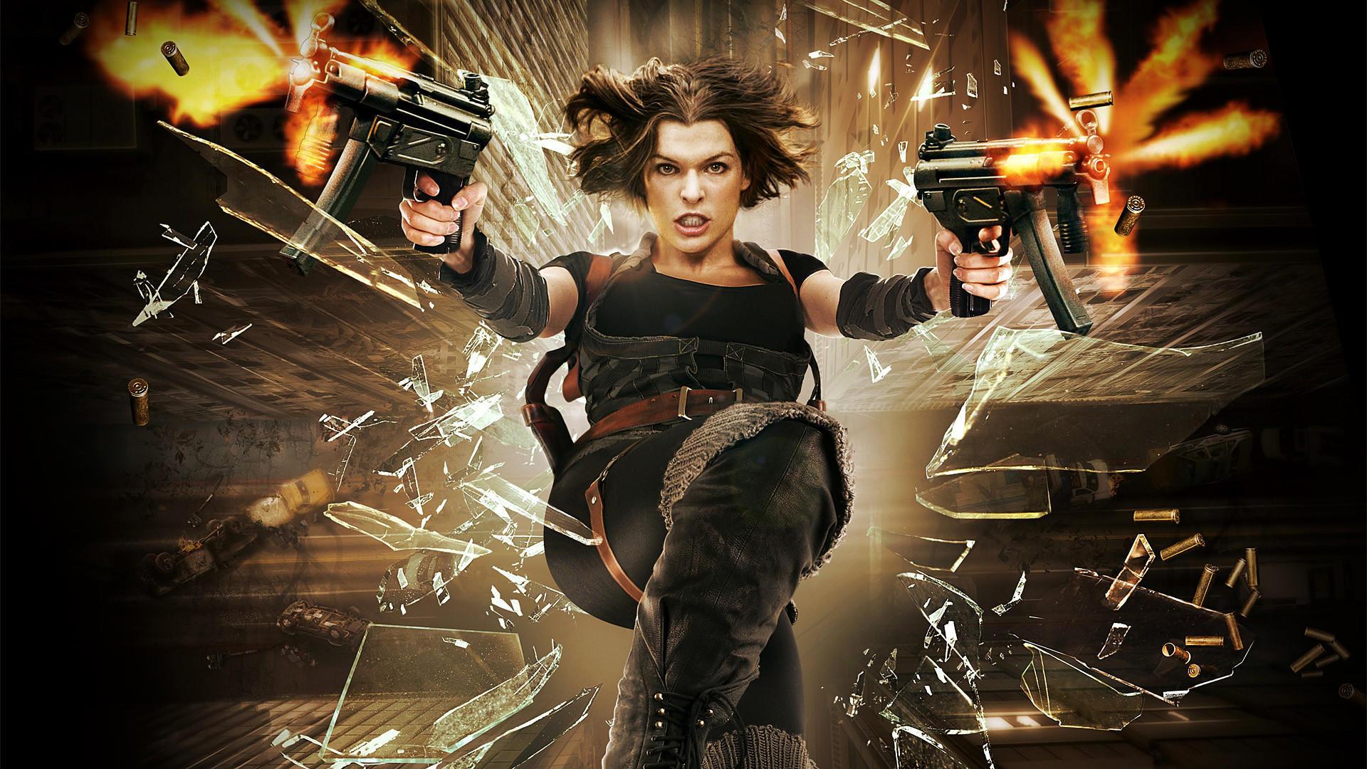 Resident Evil Afterlife 2010 Movie Filmnod Com
