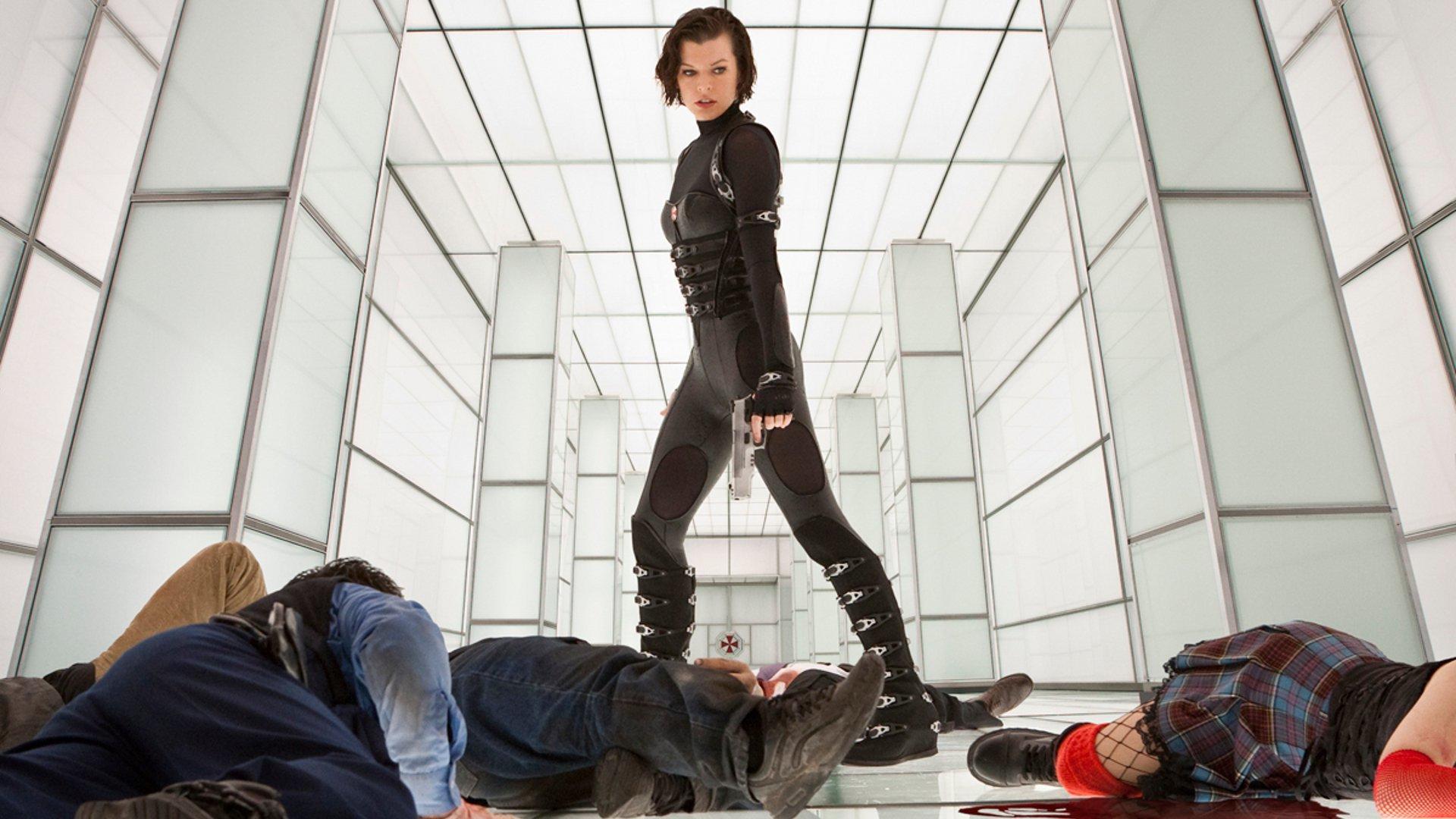 Resident Evil Retribution 2012 Movie Filmnod Com