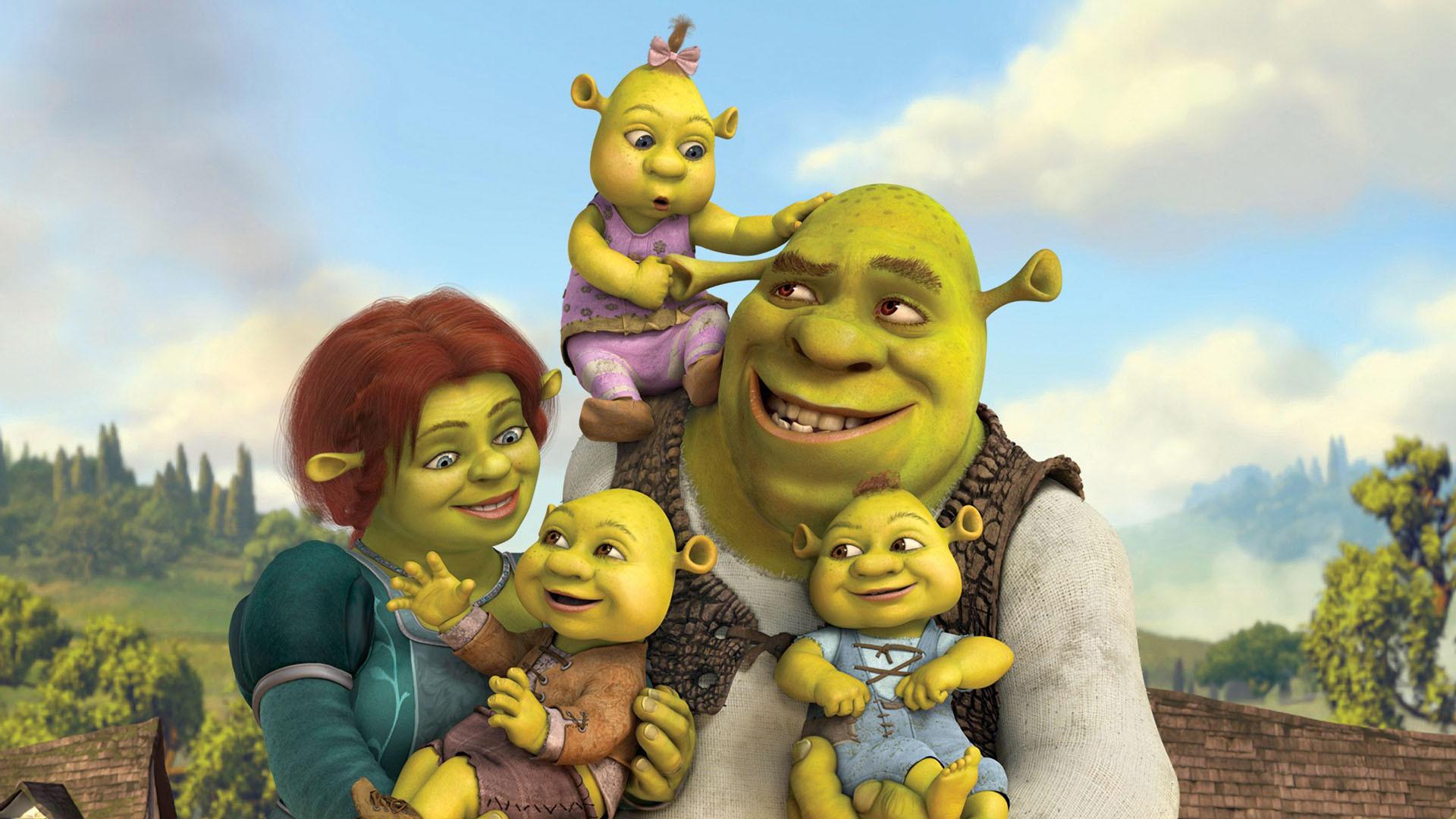 Shrek Forever After 2010 Movie Filmnod Com