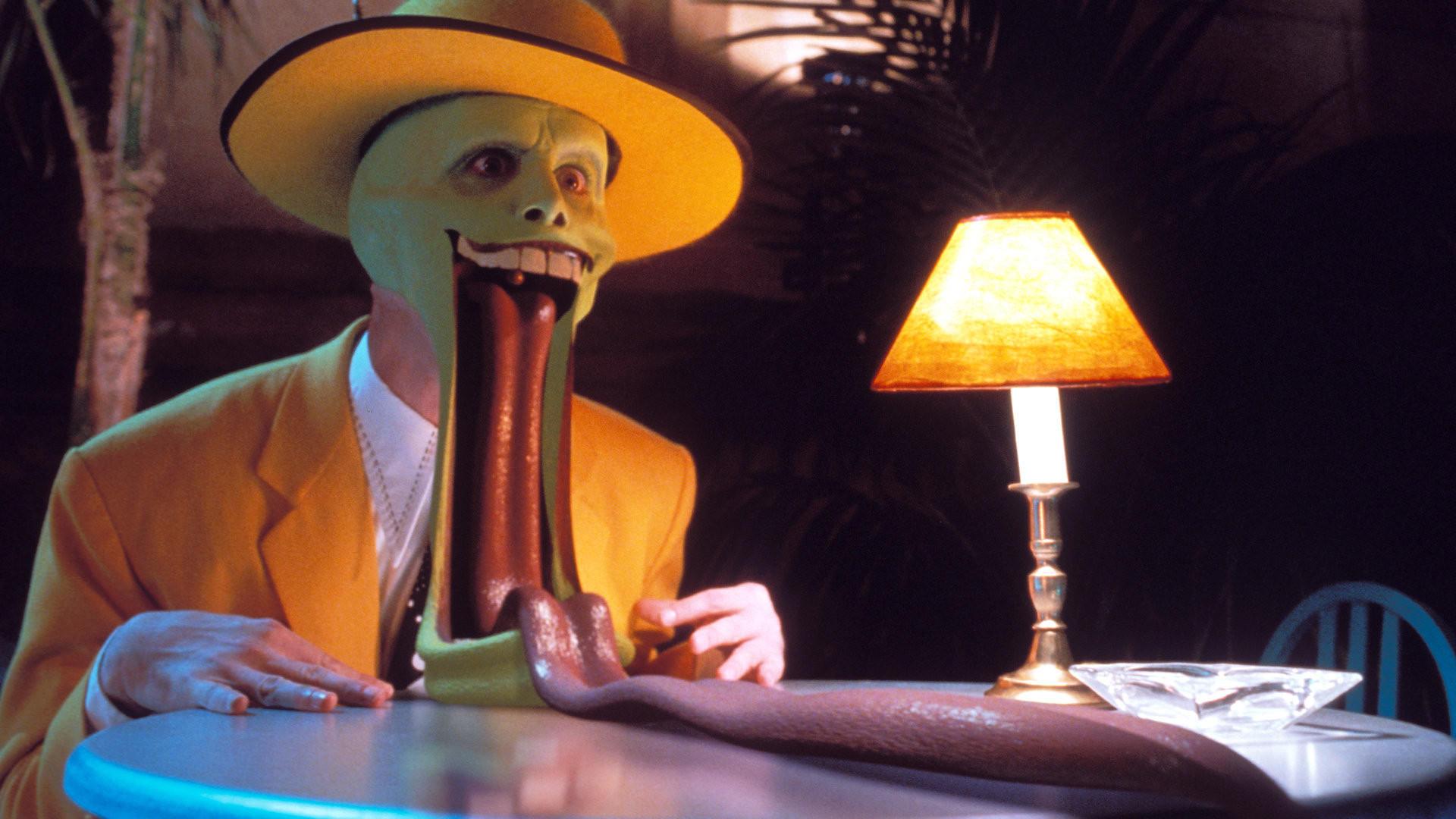 The Mask 1994 Movie Filmnod Com