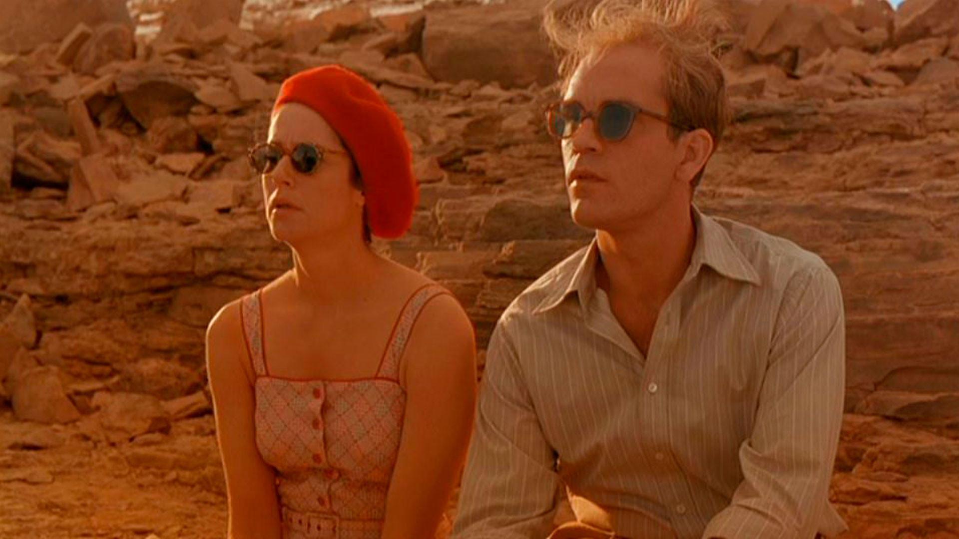 The Sheltering Sky (1990) – Adventure, Drama